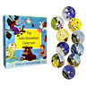 Julia Donaldson Collection Stories and Songs 10 Audio CD Books Gruffalo NEW