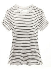 RAG & BONE/JEAN NEW 16747 Striped Vintage Knit Tee Womens Top S