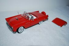 Stunning Franklin Mint Precision Model 1958 Ford Thunderbird 1:24 scale ex cond