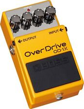 New BOSS OD-1X Overdrive Compact Electric Guitar Effects Pedal from Japan