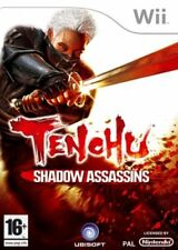 Tenchu 4 Shadow Assassins Nintendo Wii UBISOFT