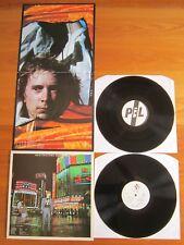 Vinyl 1983 Public Image Limited Pil Live Tokyo Poster Pistols Top Condition Mint