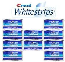 CREST WHITE STRIPS 3D White MADE USA Professional Effects 10 Pouches / 20 Strips