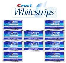CREST WHITE STRIPS 3D White NO-SLIP Professional Effects 10 Pouches / 20 Strips