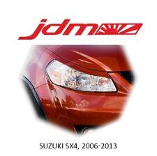 Suzuki SX4 Eyebrows Eyelids Headlight Cover Eye Line 2006-2012 Set