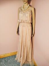 Lace and beads dress 12