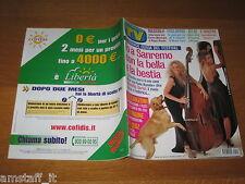 TV SORRISI E CANZONI=2005/10=FEDERICA FELINI=ANTONELLA CLERICI=FESTIVAL SANREMO=