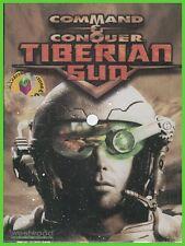 command e conquer TIBERIAN SUN pc originale ITALIANO SIGILLATO ita big box NEW