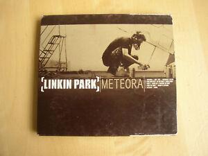 Original Cd+insert Meteora Linkin Park 2003 Digipack Enhanced edition *checked*