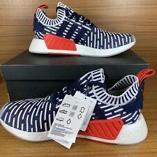 Men'S Adidas NMD R2 PK Primeknit Boost Sneaker UK 8.5UK 42.5EUR