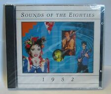 Time Life: Sounds of the Eighties 1982 (CD,Sony Music 1994 ) New