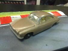 Matchbox Jaguar MK10 metallic bruin