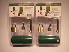 New WATER TAP GUARD x 2  - SAVE WATER STOP THEFT GARDEN TANKS
