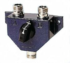 Antenna Switch CS600/CS201 2 Way CB & Ham Radio PL259 fittings