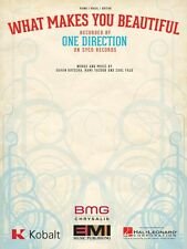 What Makes You Beautiful Sheet Music Piano Vocal One Direction NEW 000354290