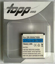 40-11-2396 3,7V 700mAh Li-Ion Akki für Sony-Ericsson C510;C905;K850i;R300;S500i