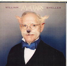 WILLIAM SHELLER - Avatars - CD album  -  Acetate Album