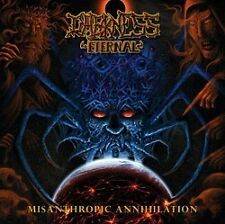 Darkness Eternal Misanthropic Annihilation AUTOPSY CD