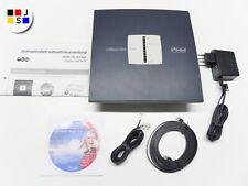 Auerswald COMpact 3000 ISDN Telefonanlage mit Zubehör + Rechnung inkl. 19% MwSt