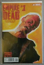 **Empire Of The Dead # 1, 2, 4, 5** GEORGE ROMERO! MALEEV! MARVEL's WALKING DEAD