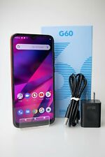 """BLU G60 6.1"""" 4G LTE 64GB Android GSM Factory Unlocked Phone Red"""