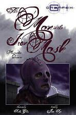 El hombre de la máscara de hierro (graffex), Alejandro Dumas, Jim Tubo, Libro Nuevo