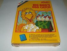 BIG BIRD`S EGG CATCH by CCW & ATARI Atari 2600 new Nice CONDITION RARE LIKE THIS