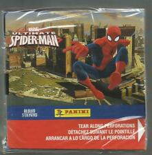 2014 Panini Marvel Ultimate Spider-Man Album Sticker Box (350 STICKERS- 50 PACKS