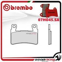 Brembo SA - Pastiglie freno sinterizzate anteriori per Honda CBR954RR 2000>2003