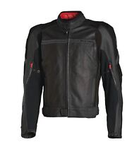 Richa TG2 Men's Waterproof Leather Motorcycle Jacket Sz UK 48
