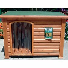 precision pet 25 by 145inch outback dog house door mediumlarge - Precision Pet Products