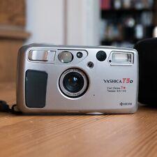 Yashica T5D Carl Zeiss T* Tessar 3,5/35 Kompaktkamera