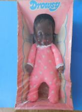 """Vintage CLASSIC MATTEL DROWSY AA  BABY DROWSEY DOLL 15"""" NRFB RARE"""