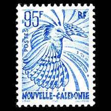 New Caledonia 1997 - Kagu Birds Fauna - Sc 763 MNH