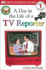 DK Readers: Jobs People Do -- A Day in a Life of a TV Reporter (Level-ExLibrary