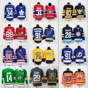 Neu Herren Sweatshirt Toroto Marple Leafs #34 Blackhawk Jersey Esihockey Trikot