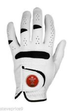 Wales Rugby Wru Golf Glove And Magnetic Ball Marker. All Sizes