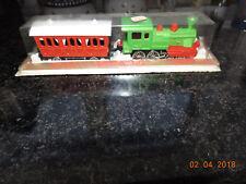 Majorette Metal Train - No. 315 Western + Wagon MIB