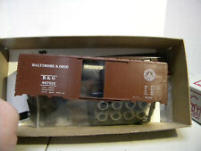 C&BT Shops 1944 AAR 40' sng dr Boxcar Baltimore & Ohio B&O #467015 M B KLEINS OB