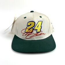 VTG NASCAR Jeff Gordon #24 Chase Racewear 1996 Quaker State  Cap Hat Snapback