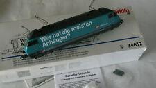 Märklin 34632 E-Lok Cargo Serie 460 der SBB, Delta Digital in OVP