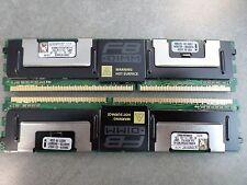 Used Kingston KVR667D2D4F5K2/4G Server Memory (2x2G)