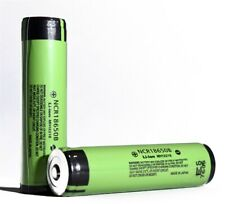 Panasonic NCR 18650B 3400mAh 4.9A - Protected Button Rechargeable Top Battery