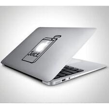 "Juice Vinyl Decal Sticker Skin for Apple Laptop MacBook Air/Pro 11 12 13 15 17"""