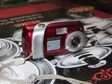 Samsung Digimax A402 4.0 MP - Digital Fotocamera - ROSSO