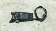 01 Harley Electra Glide FLHTCUI Shrine radio control switch switches tank cover
