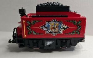 LGB 25176 CHRISTMAS POWER TENDER    RARE