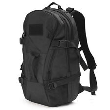 40/50/60L Backpack Large Military Tactical Mountaineer Bag Outdoor Hiking Travel