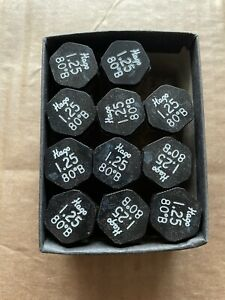 11 Hago Oil Burner Nozzle 1.25-80-B  Brand New .