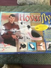 Snelflight Hoverfly TXI RC Electric Helicopter In Original Box Vintage